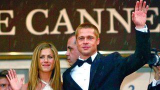 Brad Pitt y Jennifer Aniston / Gtres