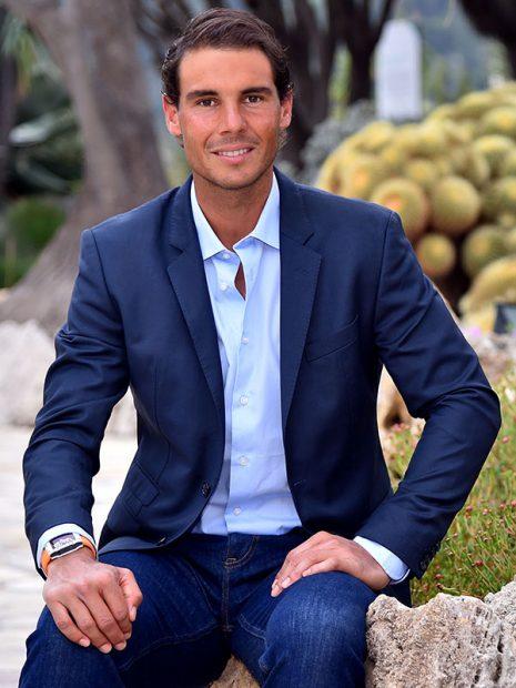 Rafael Nadal acaba de cumplir 31 años