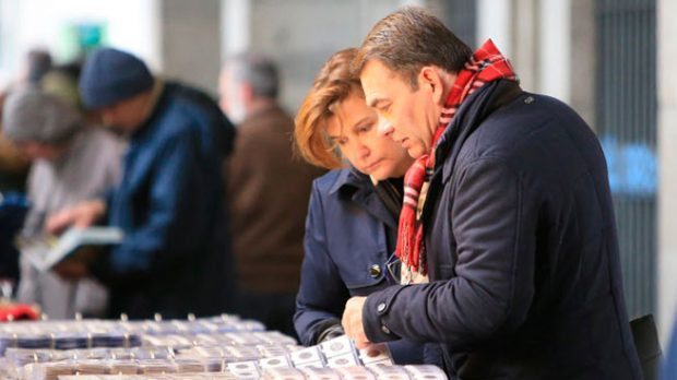 Ingrid Sartiau y Thierry Morraye rey juan carlos