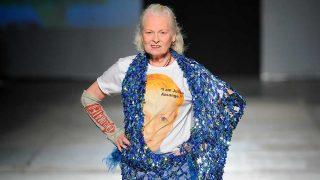 La diseñadora británica Vivienne Westwood. / Gtres