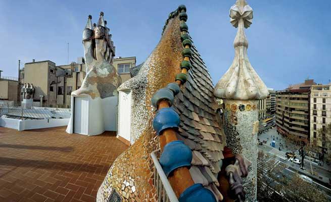#PlanesLook | La Casa Batlló de Barcelona como nunca antes la habías visto