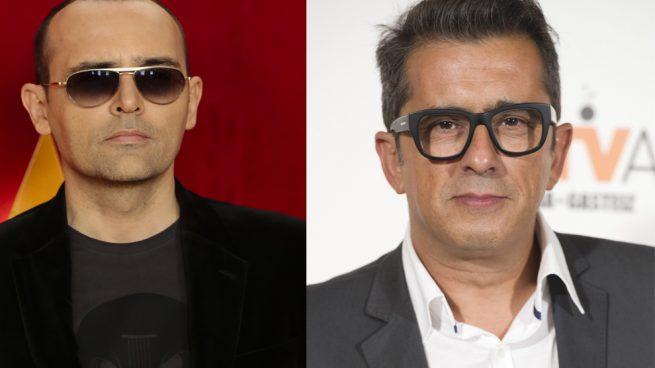Risto Mejide y Andreu Buenafuente en un fotomontaje /LOOK