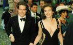 Hugh Grant y Elizabeth Hurley