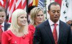 Tiger Woods y Elin Nordregen