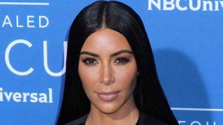 La celeb Kim Kardashian. / Gtres