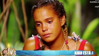 Gloria Camila tras la expulsión de su novio Kiko Jiménez /Mediaset