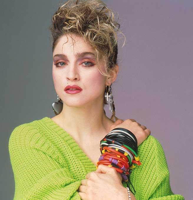 Madonna Icono Moda