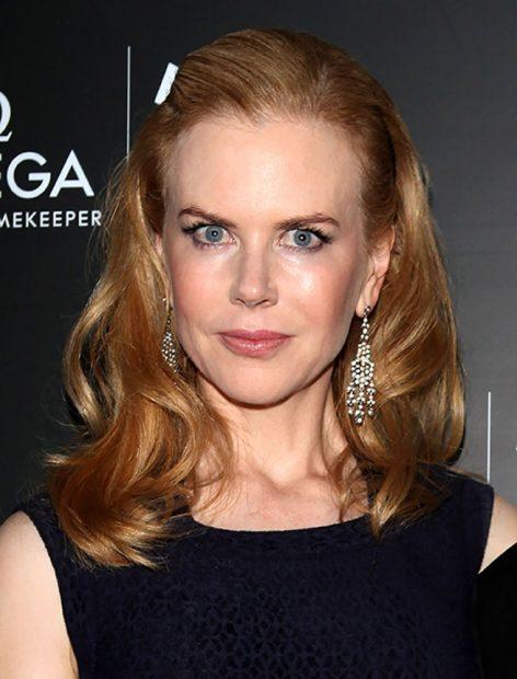 Nicole Kidman en la 'Casa Omega' en el 2012 /Gtres