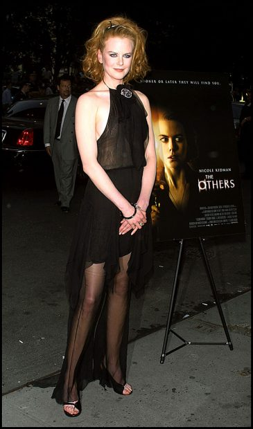 Nicole Kidman cumple 50 años: su increíble transformación física en 50 imágenes