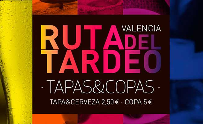 Ruta del Tardeo Valencia