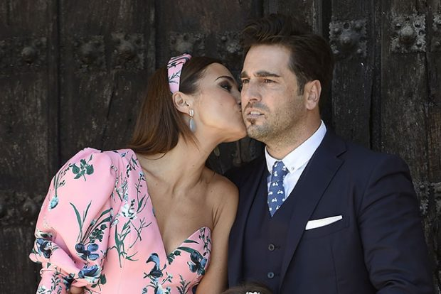 Descubrimos por qué Paula Echevarría besó a David Bustamante