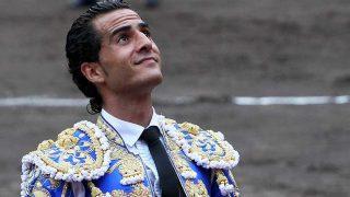 Iván Fandiño en la plaza de toros de Vista Alegre de Bilbao /Gtres