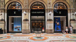 Tienda de Louis Vuitton en Italia / Gtres