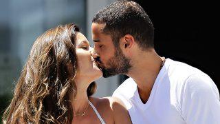 La modelo Malena Costa y el futbolista Mario Suárez en imagen de archivo / Gtres