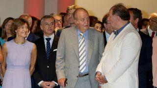 PINCHA EN LA IMAGEN PARA ACCEDER A LA GALERÍA / El rey Juan Carlos recupera el cinturón de Corinna / Gtres
