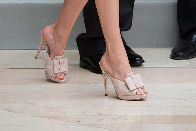 Zapatos Reina Letizia