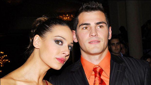Iker Casillas y Eva González