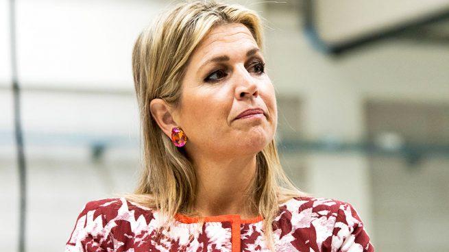 El drama de Máxima de Holanda con el peso