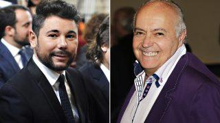 Miguel Poveda y José Luis Moreno en imágenes de archivo / Gtres