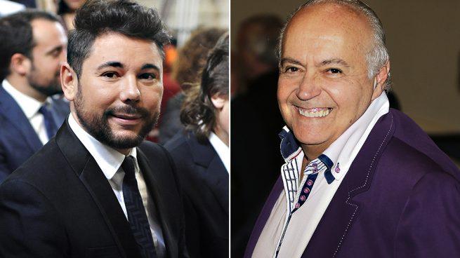 Miguel Poveda y José Luis Moreno