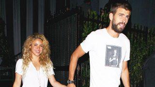 Shakira y Gerard Piqué en una imagen de archivo / Gtres