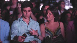 Froilán y su amiga en los Premios Telva / Gtres