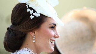 Kate Middleton en Ascot. Haz clic para ver la galería. / Gtres