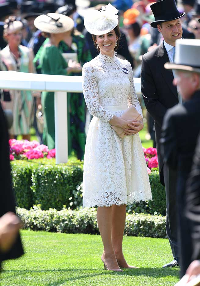 Kate Middleton Ascot Look 2017