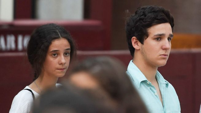 Felipe Juan Froilan y Victora Federica