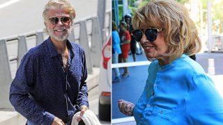 Edmundo y Teresa en imágenes de archivo /  Gtres