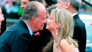 El rey Juan Carlos y Corinna Zu-Sayn Wittgenstein / Gtres
