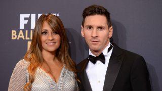Leo Messi y Antonella Roccuzzo en una imagen de archivo /Gtres