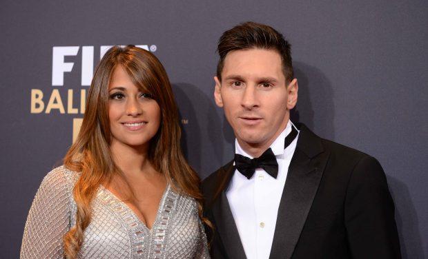 Leo Messi y Antonella Roccuzzo, padres por tercera vez