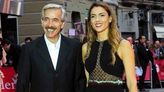 Imanol Arias e Irene Meritxell en una imagen de 2015 / Gtres