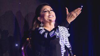 Isabel Pantoja durante uno de sus conciertos / Gtres