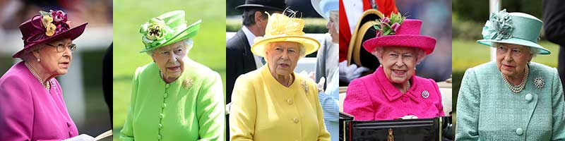 Ascot Royal 2017 Sombreros