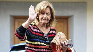 CONSULTA LA GALERÍA | María Teresa Campos en su última salida de casa este lunes por la  mañana / Gtres