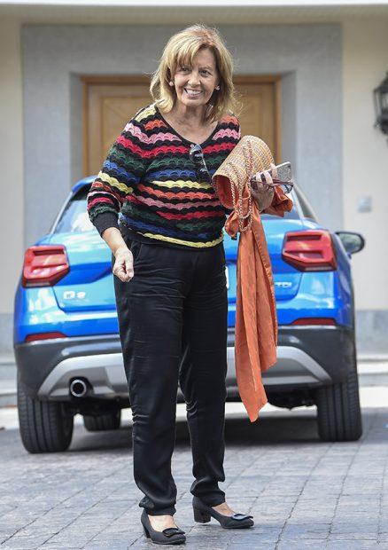 María Teresa Campos vuelve a sonreír