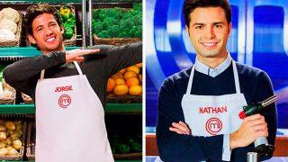 Los concursantes de Masterchef 5 Jorge y Nathan / Masterchef