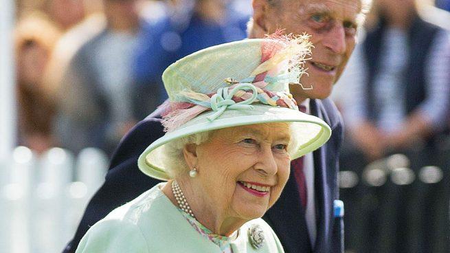 Reina Isabel Inglaterra