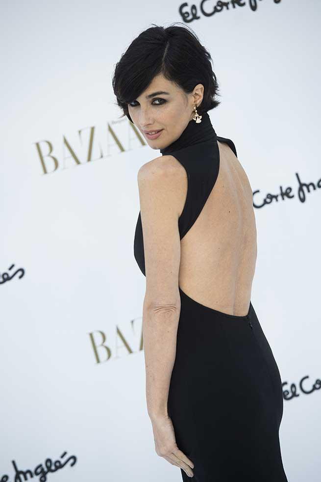 Paz Vega en la gran noche de Harper's Bazaar en Madrid / Gtres