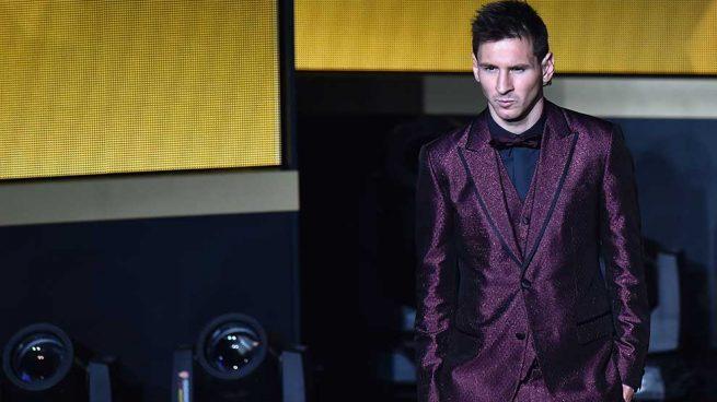 Leo Messi Estilo Trajes