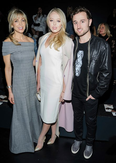 Ross Mechanic, tiffany trump, Marta Maples