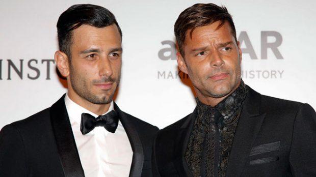 Jwan Josef y Ricky Martin