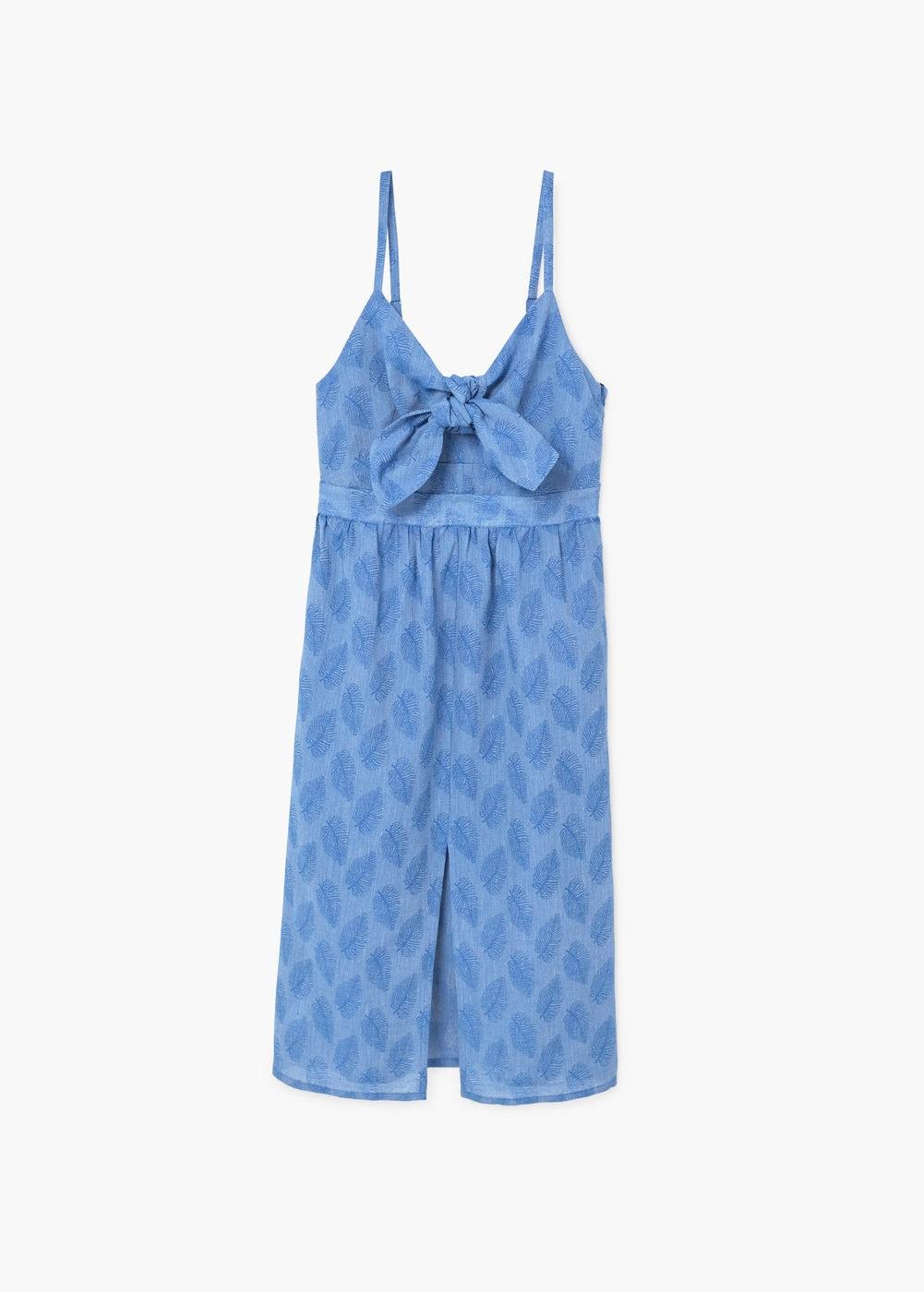 Tendencias Verano 2017 Vestido Cut Out