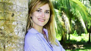 Alba Carrillo en la imagen promocional de 'Supervivientes' /Mediaset