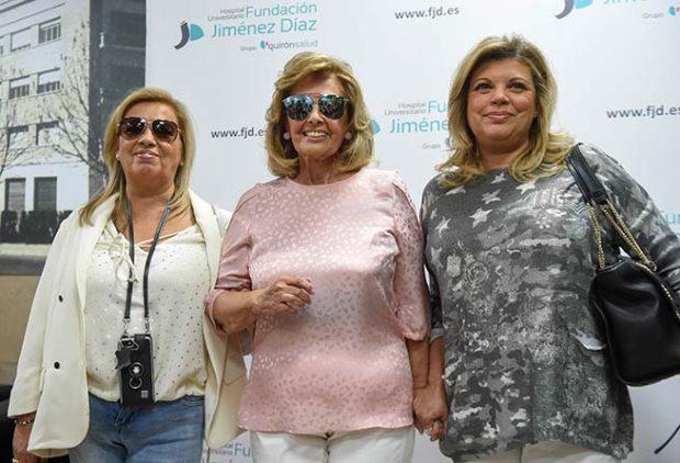 Carmen Borrego, Terelu Campos, María Tersa Campos