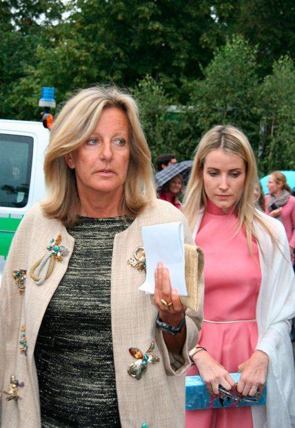 Chantal Hochuli y Ekaterina Malysheva