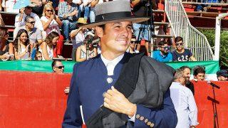 Francisco Rivera durante el festival taurino / Gtres