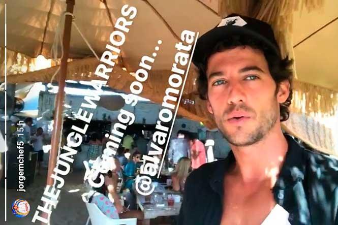 Instagram Jorge Brazalez